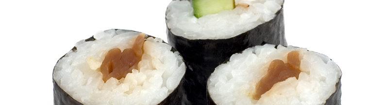 Sushi-Rollen
