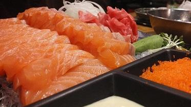 sashimi sushi selber machen
